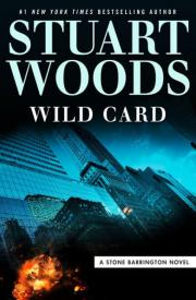 WILD CARD by Stuart Woods