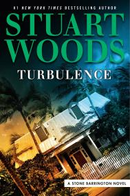 TURBULENCE by Stuart Woods