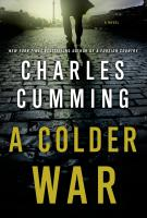 Charles Cumming, A COLDER WAR