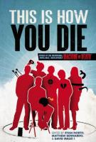 THIS IS HOW YOU DIE by David Malki!, Ryan North & Matthew Bennardo