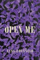 OPEN ME by Lisa Locascio