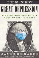 THE NEW GREAT DEPRESSION by James Rickards