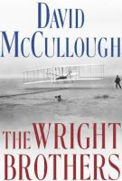 David McCullough, THE WRIGHT BROTHERS